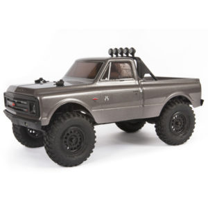 1-24 SCX24 1967 Chevrolet C10 4WD Truck Brushed RTR comprar barato