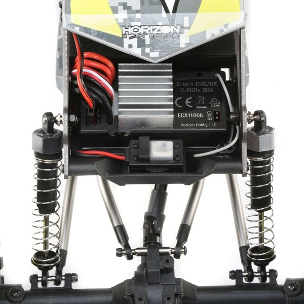 Temper GEN 2.0 1 18 Rock Crawler 4WD RTR AZUL barato