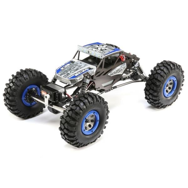 comprar barato ECX Temper 2.0 1 18 Rock Crawler 4WD RTR AZUL
