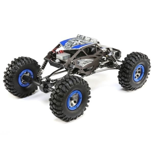 comprar barato Temper GEN 2.0 1 18 RC Crawler 4WD RTR AZUL