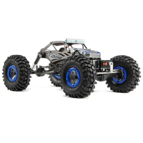 envio desde españa Temper GEN 2.0 1 18 Rock Crawler 4WD RTR AZUL