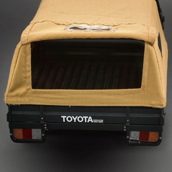 comprar oferta Lona de tela Killerbody para Toyota LC70 RC Crawler