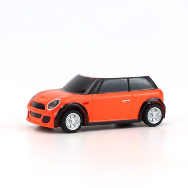 comprar regalo original niño Mini turbo racing 1 76 rtr mini coche de carreras verde oscuro