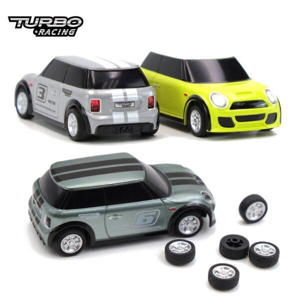 comprar mejor oferta regalo original Turbo-Racing-coche-RTR-de-carreras-electrico-con-control-remoto-vehiculo-de-carreras-con