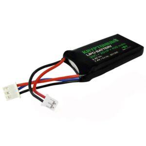 comprar mas barato bateria axial 1/24 kryptonium-lipo-battery-2s1p-7-4v-450mah-30c-con conector para SCX24