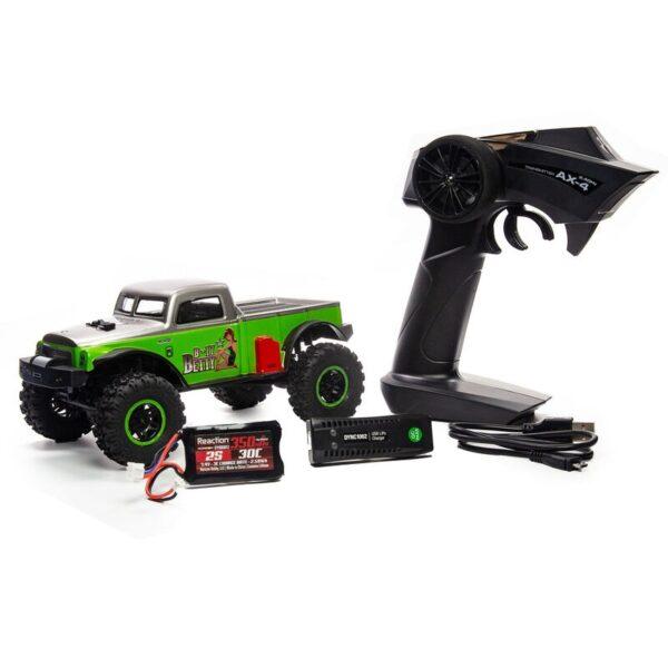 comprar coche radio control completoAXIAL SCX24 B-17 Betty Edición Limitada 1 24 4WD RTR