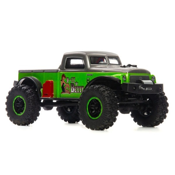 comprar mejor precio AXIAL SCX24 B-17 Betty Edición Limitada 1 24 4WD RTR