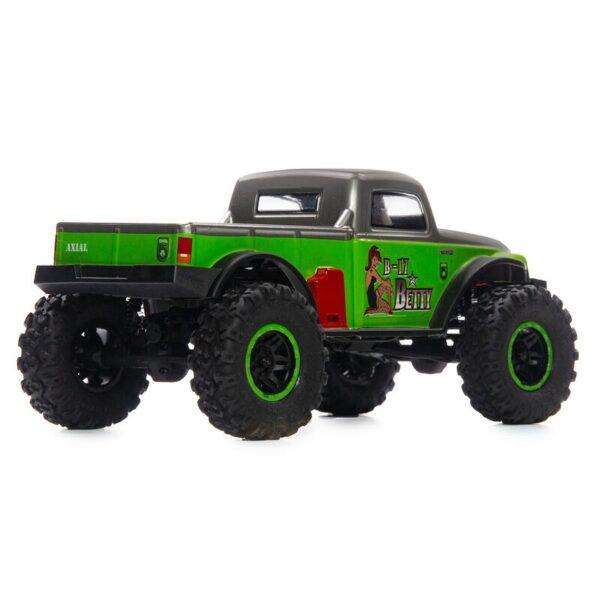 comprar mejor oferta AXIAL SCX24 B-17 Betty Edición Limitada 1 24 4WD RTR