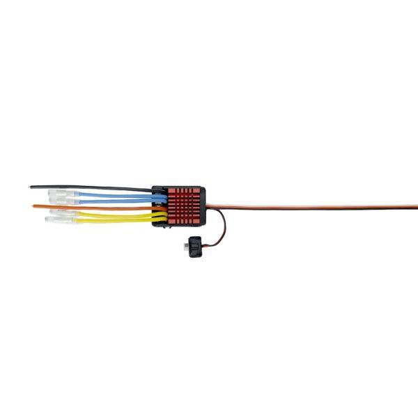 comprar online envio rapido desde españa Hobbywing QuicRun 0880 Controlador doble cepillo 80A para 1-10 1-8
