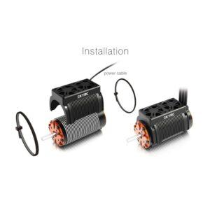 comprar mejor precio Disipador de calor de motor SkyRC con ventilador de 55 mm para motores eléctricos 1-5