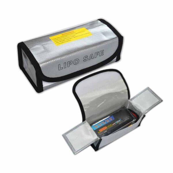 comprar mas barata Bolsa de seguridad portatil de batería 185x75x60mm