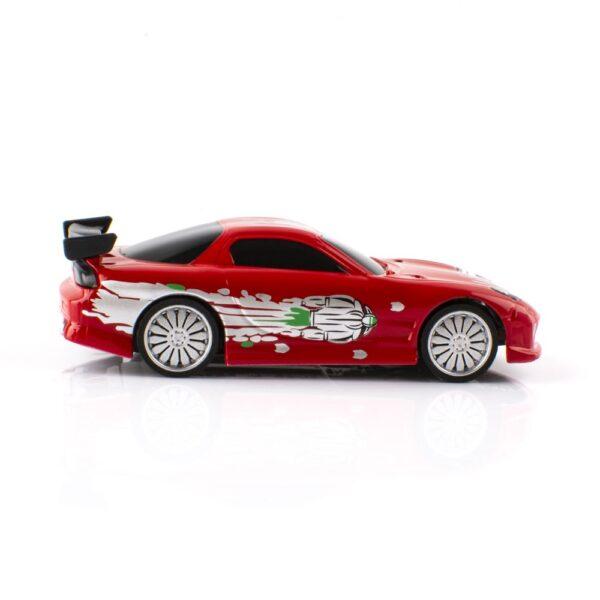 comprar online envio desde españa Coche deportivo RC Turbo Racing C71 escala 1-76 (Rojo)